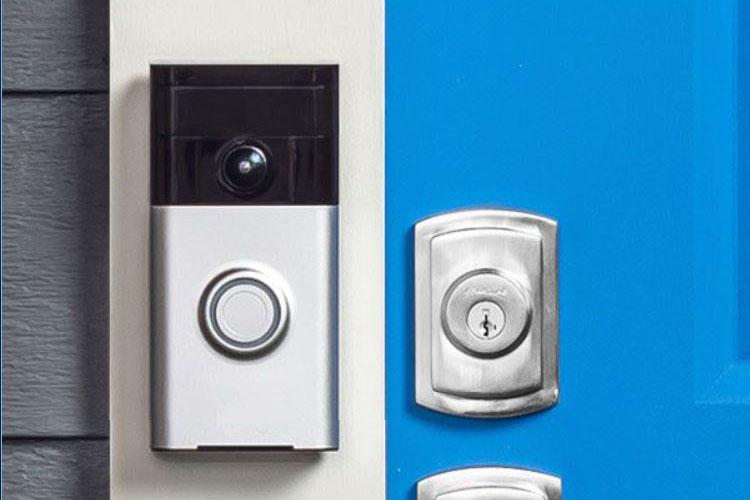 Front Door Doorbell Camera Solution Tsgsan